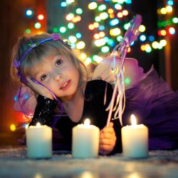 Веселые новогодние конкурсы в школе