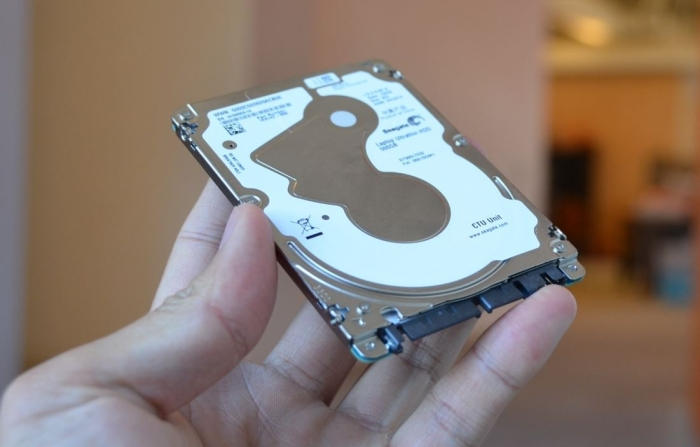 Жесткий диск планшета