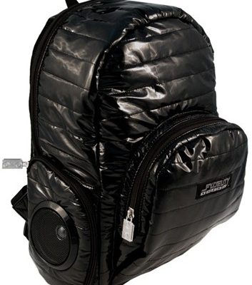 Рюкзак с колонками