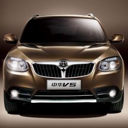 Топ 10 лучших китайских автомобилей