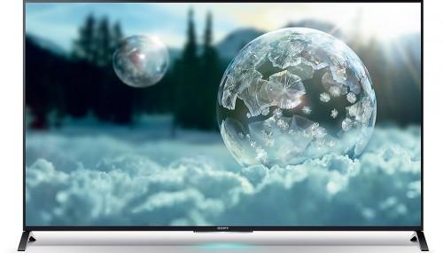 телевизор ULTRA HD sony