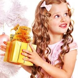 Новогодние подарки девочке 2017