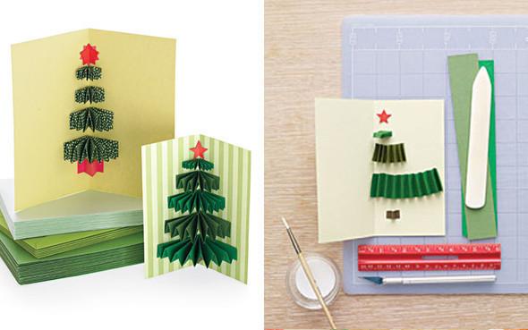 Как сделать из бумаги подарки к новому году