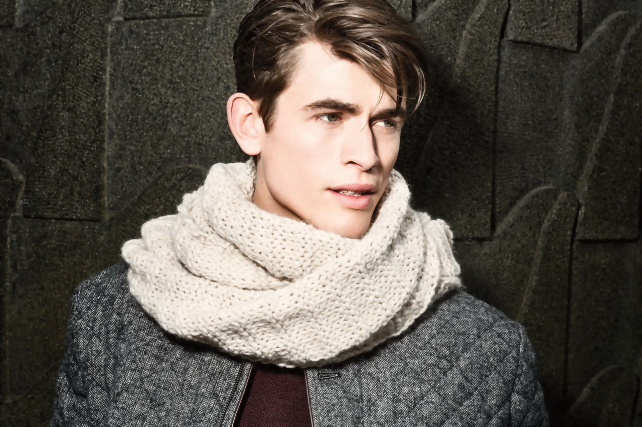 25 способов завязать шарф