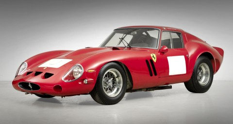1962 года Ferrari 250 GTO