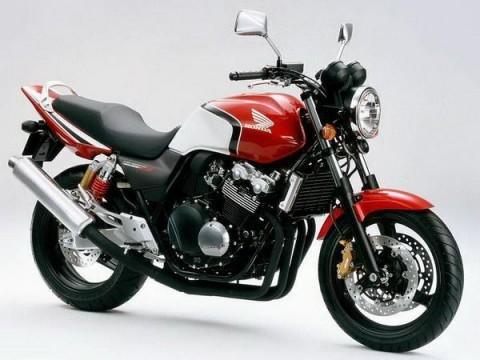 Мотоцикл Honda CB 400 SF