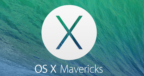 Mac OS X Mavericks фото