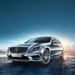 Mercedes-Benz S-Class (W222)