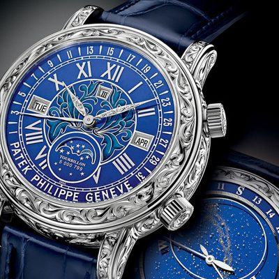 The Sky Moon Tourbillon