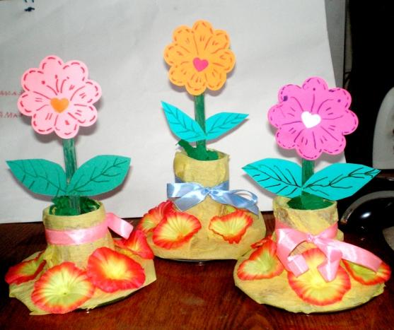 Как сделать цветок своими руками видео фото 198