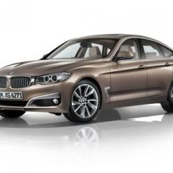 BMW 3 Gran Turismo 2014 года