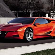 Спорткар BMW M1 2016