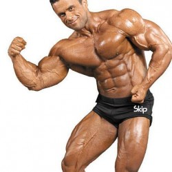 Выделяем мышцы привально