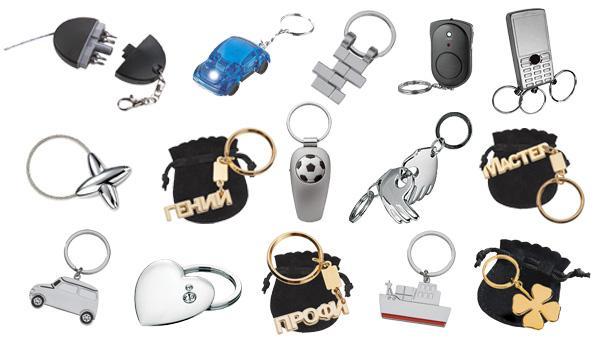 Брелок но ключи своими руками