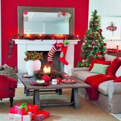 50 идей украшения квартиры на Новый год 2017