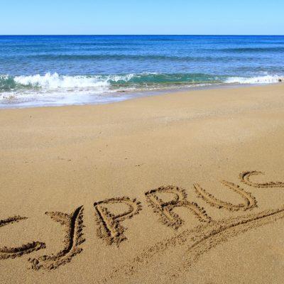 Кипр пляж