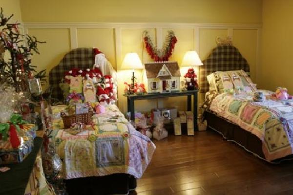 Как украсить комнату к новому году 2015 своими руками картинки
