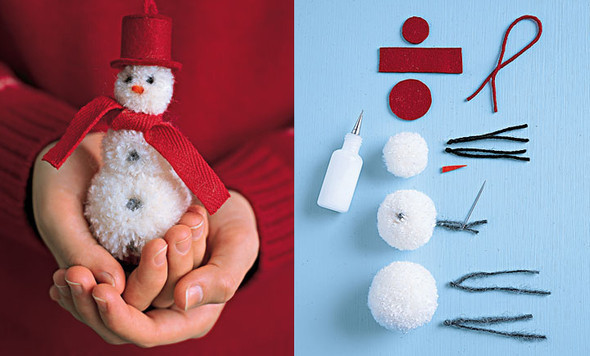 Идеи поделок на новый год 2015 своими руками