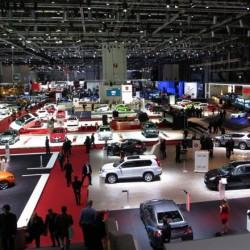 Женевский автосалон 2012 года