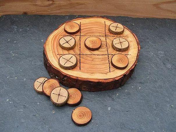 Вещи из дерева для 5 класса