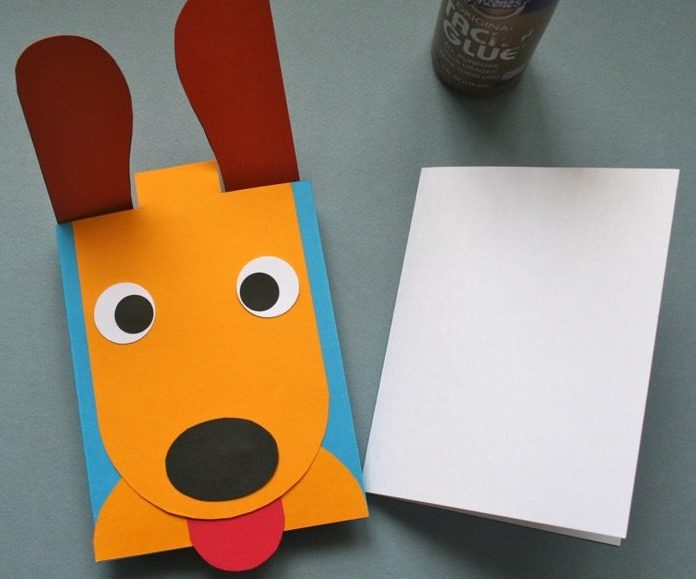 Поделки из картона и бумаги на день рождения своими руками