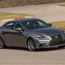 Обзор Lexus IS F 2014