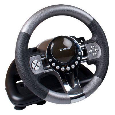 Руль для компьютерных гонок