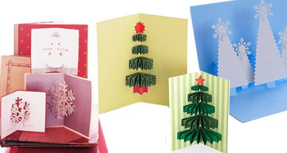 Как сделать новогоднюю открытку своими руками картинки
