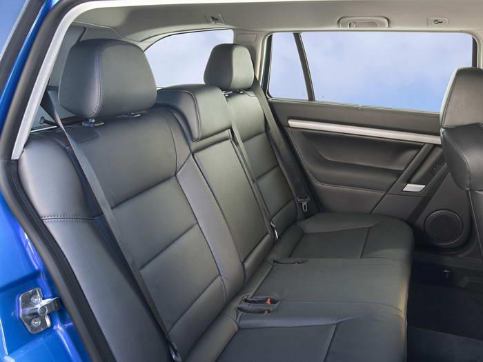 Opel vectra caravan opc for Interieur astra h opc