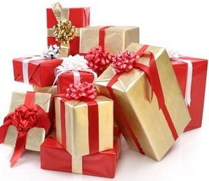 подарки мало знакомым людям
