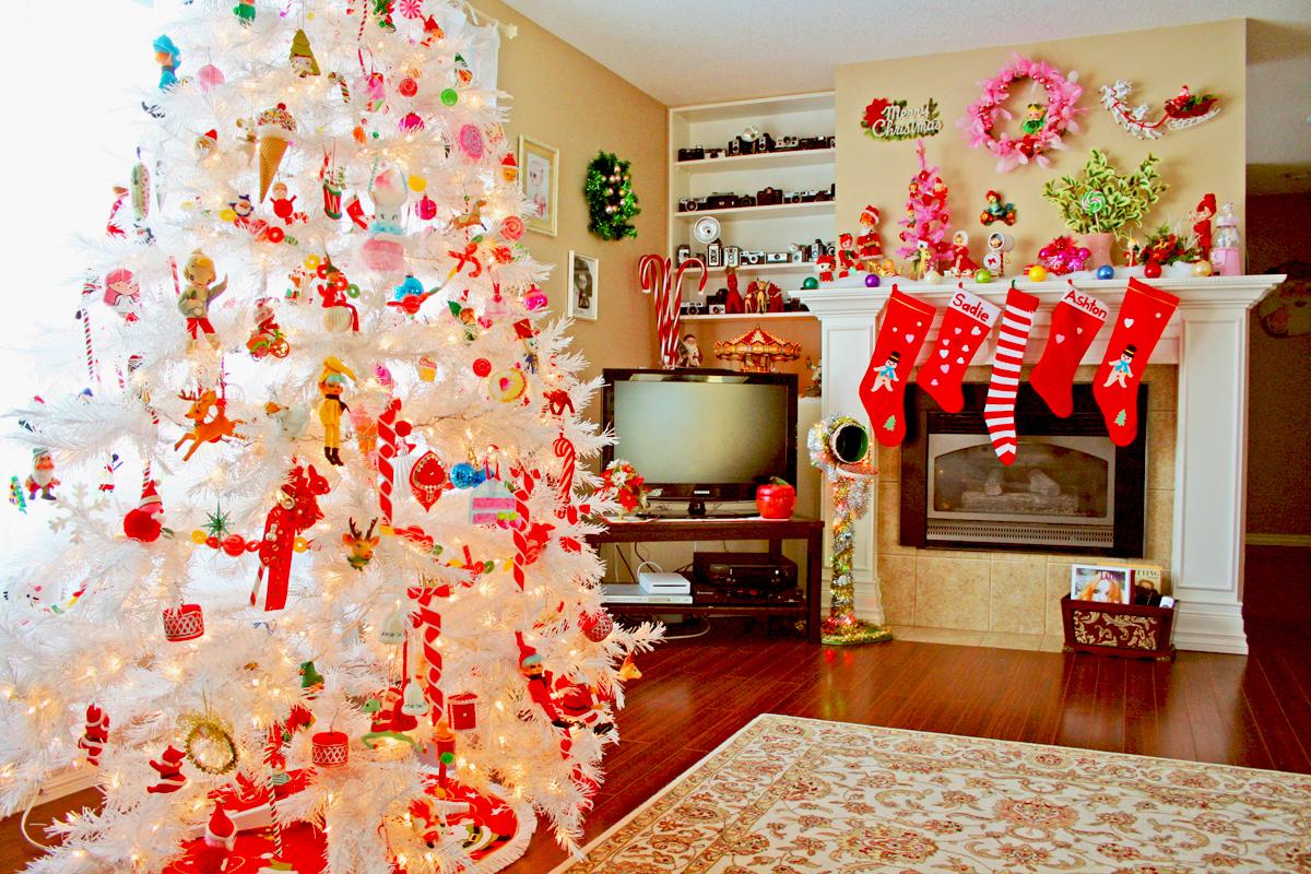 Как своими руками украсить дом к новому году фото
