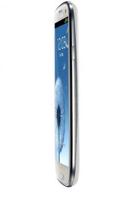 Samsung GALAXY S III белый фото