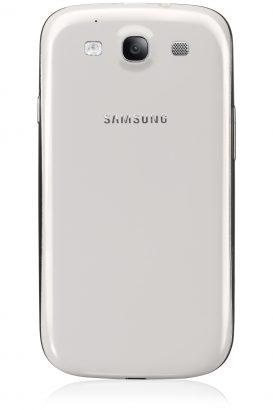 Samsung GALAXY S III - I9300 белый фото