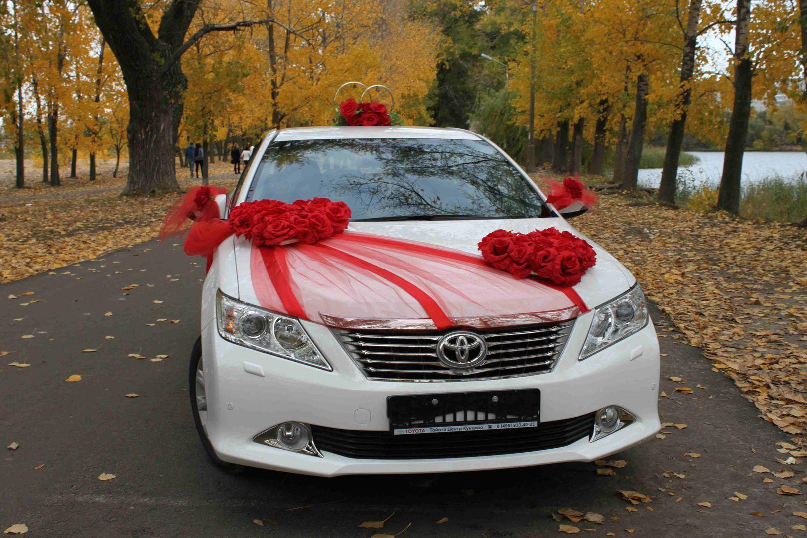 Красивые свадебные машины фото