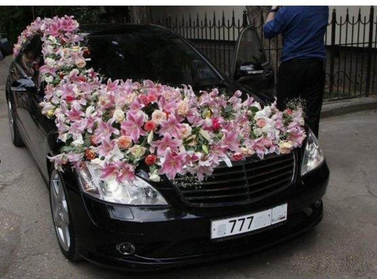 Изготовления своими руками украшений на свадебные машины