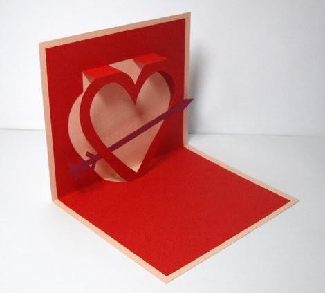 Объемная открытка сердце, бесплатные ...: pictures11.ru/obemnaya-otkrytka-serdce.html