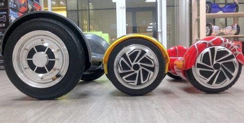 types of gyroscope wheels