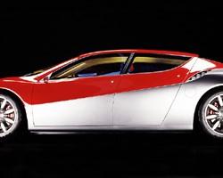 Концепт кар Acura DN-X 2002 года