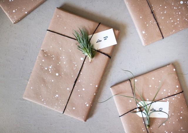 Как упаковать красиво подарок на свадьбу