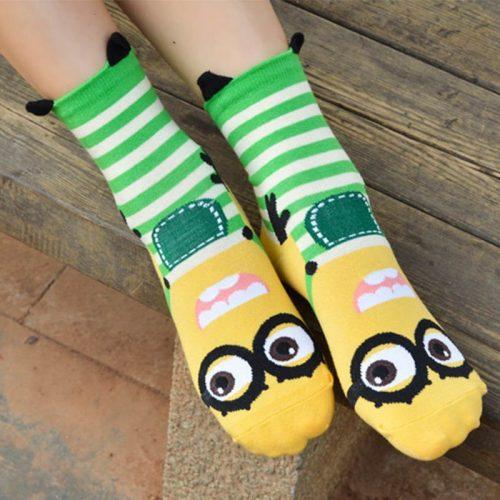 мультяшные носки