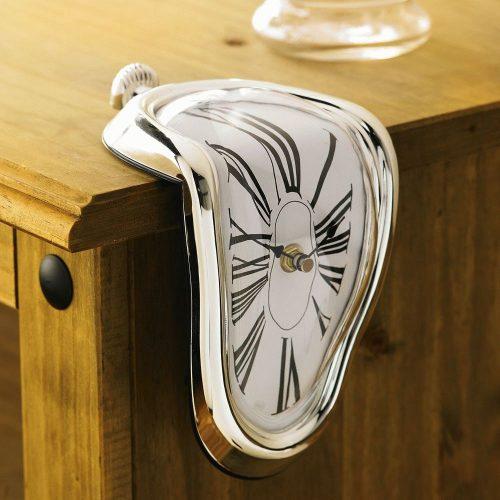 Декоративные часы Дали