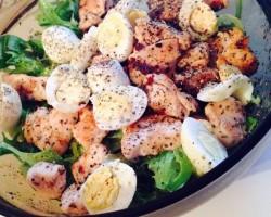 Лучшие рецепты салатов из яиц