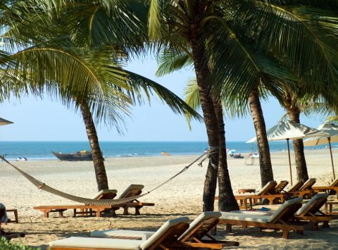 Goa Beaches In India