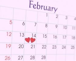 Как можно отметить 14 февраля в школе?