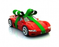 Как украсить машину на день рождения