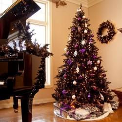 Замечательные идеи того, куда поставить елку по фэн — шуй на Новый год 2018