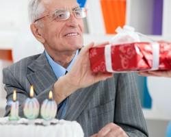 Подарки дедушке на день рождения