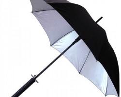 Выбираем мужской зонт