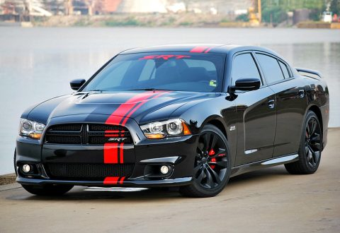 2011 Dodge Charger SRT8