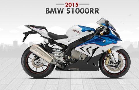 BMW S1000RR 2015 года